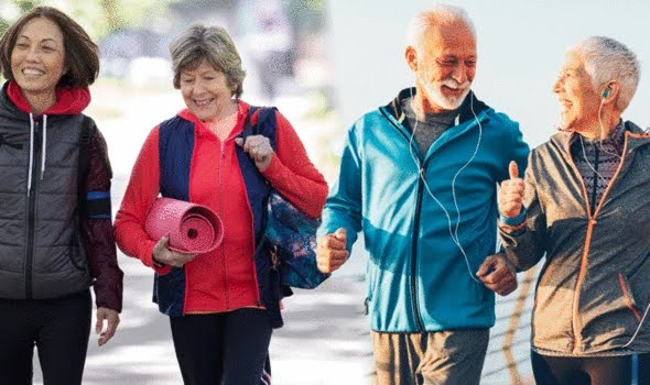 Research suggests increasing walking pace may boost longevity