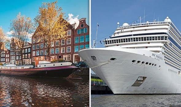 Cruises: Amsterdam trip change