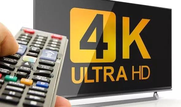 4K TV Sky, Netflix Amazon