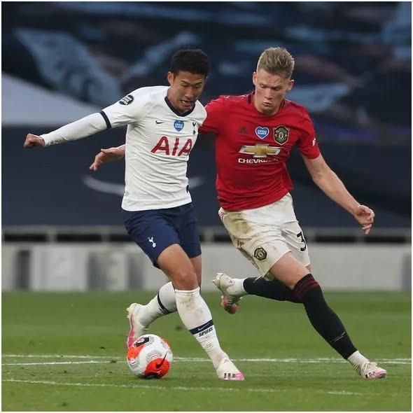Tottenham vs Man Utd LIVE: Score and Premier League latest updates