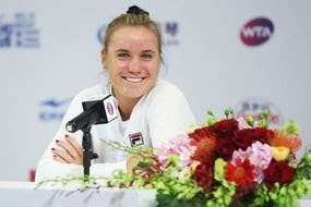 Sofia Kenin WTA Elite Trophy tennis news