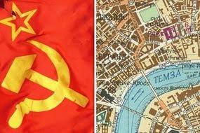 world war 3 london map soviet union plan red atlas cold war spt