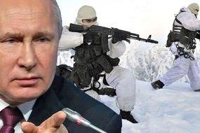 putin news russia plotting arctic invasion trump china challenge world war 3 spt