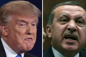 erdogan news trump row could leave 50 us nuclear bombs turkey world war 3 spt