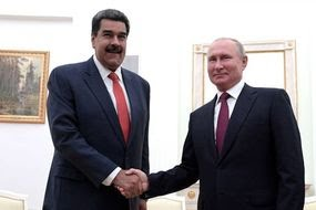 putin news russia control venezuela oil trump sanctions world war 3 spt