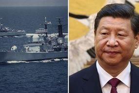 south china sea news latest world war 3 us naval drills trump xi jinping