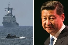south china sea latest news update world war 3 US beijing trump president xi