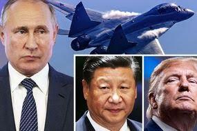 putin news russia china cold war africa donald trump vladimir putin us weapons deal spt