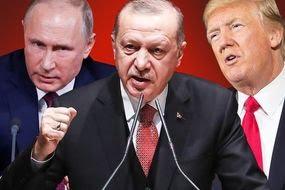 erdogan news trump putin defied turkey and kurds resume fead world war 3 spt