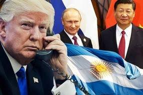 Trump news us argentina election result putin china world war 3 spt