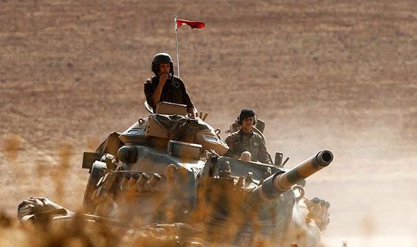 World War 3 Turkey Erdogan army of Islam war attack all sides latest news